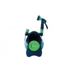 Enrollador Manguera Mini Green Expert con Manguera y Accesorios