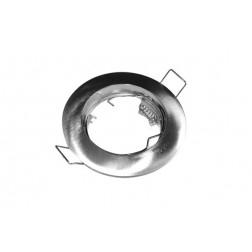 Aro Circular Basculante Niquel Sat (Gu10 Incl)