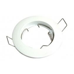 Aro Circular Fijo Blanco (Gu10 Incl)