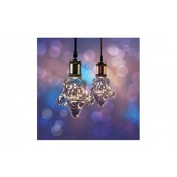 Lampara Led Starry Estrella E27 1,5W Calida