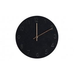 Reloj de pared Balvi Bonne Heure Negro