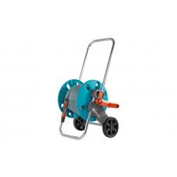 Carro Portamanguera con Manguera de 20m Gardena Aquaroll S (Incluida)