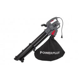Aspirador Soplador Jardin Power Plus 3300W