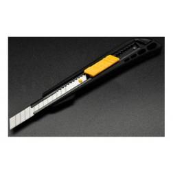 Cuter 9mm Auto Lock Cuchilla Cerámica Ironside Abs Tacto Suave Anti Deslizante