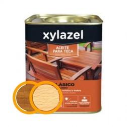 Aceite Teca Incoloro Xylazel 5 L