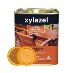 Aceite Teca Miel Xylazel 5 L