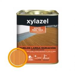 Aceite Teca Suelos Miel 750 ml