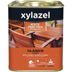 Aceite Teca Miel Xylazel 2.5 L