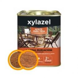 Aceite Teca Suelos Larga Duracion Teca Xylazel 2,5 L