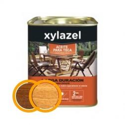 Aceite Teca Larga Duracion Teca Claro Xylazel 750 ml