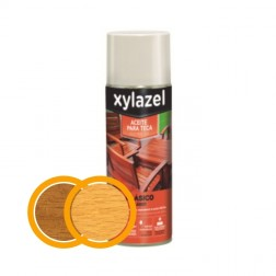 Aceite Teca Spray Miel 400 ml