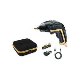 Atornillador a Bateria Ixo Gold&Black 3,6 V 1.5 Ah