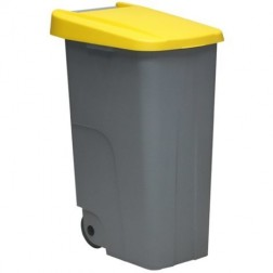 Contenedor de reciclaje amarillo Eco Denox