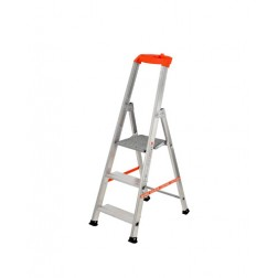 Escalera Domestica/Profesional Stabila Gierre 3 Peldaños