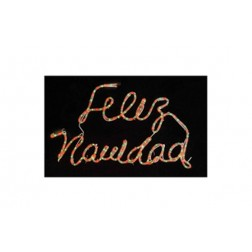 Felices fiestas flexilight 135 CM Guirma