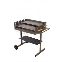 Barbacoa de carbón Alperk Box grande