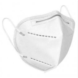 Mascarilla facial Protección FFP2