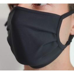 Mascarilla facial reutilizable antivírica miincare 100 lavados