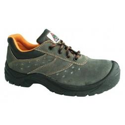 Zapato de serraje de seguridad Safemaster S1p Talla 43