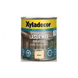 Lasur Extra Satinado Aquatech Xyladecor 2,5 L Wengue